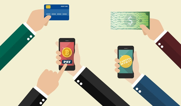 Dinero digital, virtual y criptomonedas