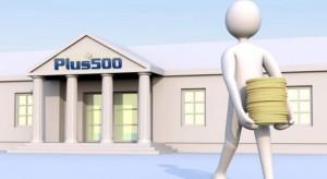 Depósito y devolución en Plus500