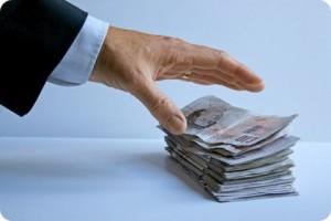 Dinero e intereses en juego