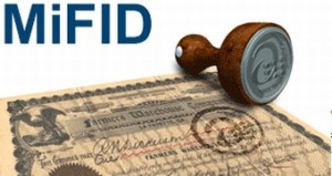 Directiva Mifid - Evitar estafas en Forex